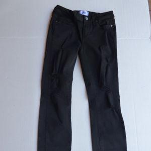 "PAIGE Black ""VERDUGO ULTRA SKINNY"" Jeans Size 26"
